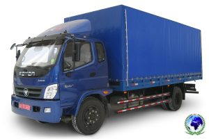 Бортовой грузовик FKB-1129 КОБАЛЬТ на шасси FOTONDAIMLER