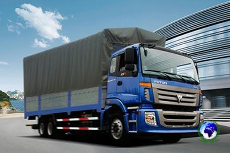 Бортовой грузовик FKB-1257 КОБАЛЬТ на шасси  FOTONDAIMLER