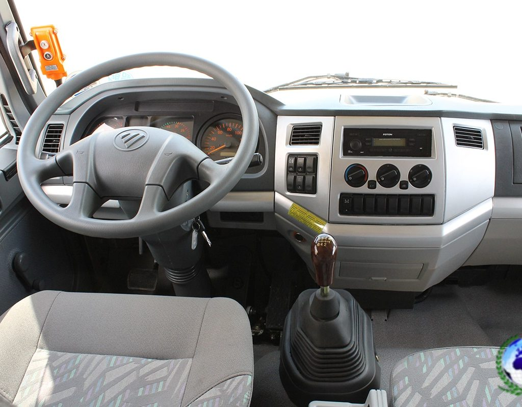 Бортовой грузовик FKB-1163 КОБАЛЬТ на шасси FOTONDAIMLER