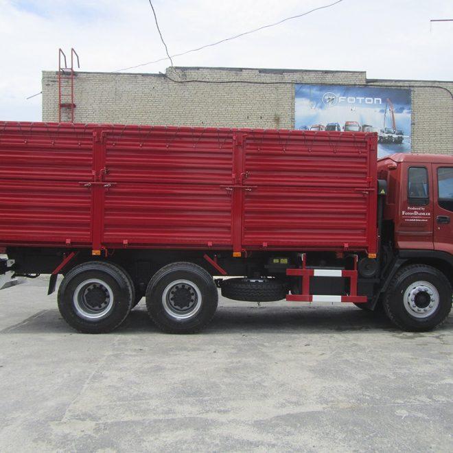 Самосвал зерновоз АС-3251/2А КОБАЛЬТ на шасси FOTONDAIMLER