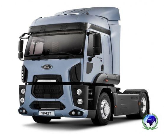 Ford Trucks 1842T (Механическая КПП)