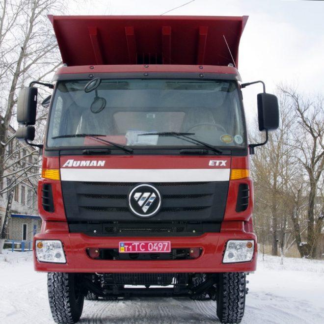 Самосвал карьерный АС-3253/1K КОБАЛЬТ на шасси  FOTONDAIMLER