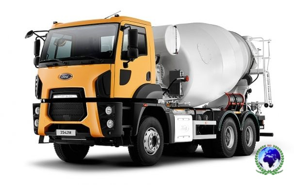 Ford Trucks 3542M (ABS/ASR 9м3)