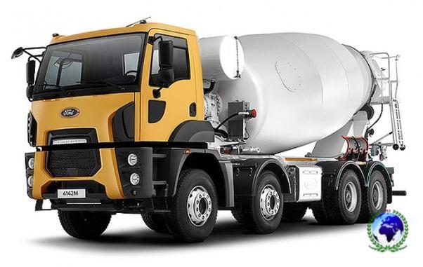Ford Trucks 4142М (ABS/ASR 10м3)