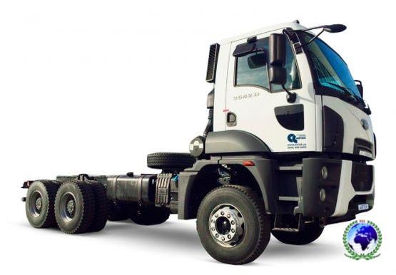 Ford Trucks 3542D DC (самосвальное шасси)