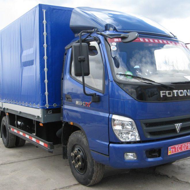 Бортовой грузовик FKB-1089 КОБАЛЬТ на шасси FOTONDAIMLER