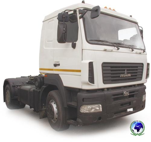 МАЗ-5440Е9-8529